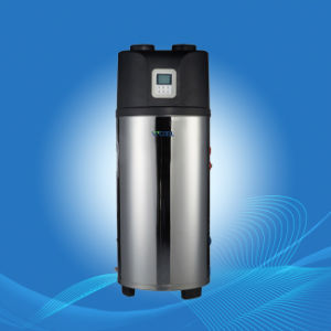 All in One Water Heater Heat Pump Air to Water pictures & photos
