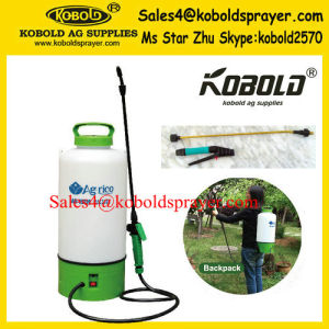 12L Battery Knapsack Battery Sprayer for Watering 6V Pump Sprayer pictures & photos