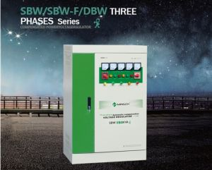 SBW-150kv Fully Automatic AC Three Phase Voltage Regulator