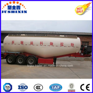 45cbm Bulk Cement /Coal Powder Tank Semi Trailer pictures & photos