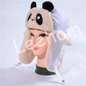 Fashion Plush Winter Fleece Earflaps Hat pictures & photos