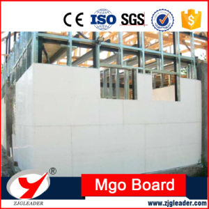 Decorative Interior Wall Board MGO Fireproof Board pictures & photos