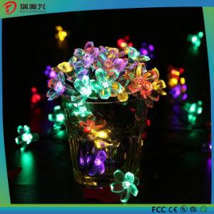 Solar LED Decorative Strip Light/Solar Garden SMD Flower Strip Light pictures & photos
