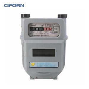 G2.5 Aluminum Case IC Card Diaphragm Gas Meter pictures & photos