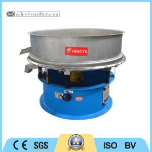 One Layer Circular Ceramic Slurry Vibrating Screen pictures & photos