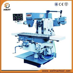 Bed Type Universal Milling Machine (horizontal milling machinery) Xw6036A pictures & photos