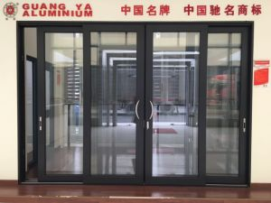 Factory Sale 6063 6061 Powder Coating Sliding Door Aluminium Profiles pictures & photos
