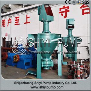 Wear Resistant Vertical Chemical Processing Froth Slurry Pump pictures & photos