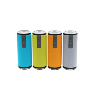 2016 Fashion Cylinder Mini Portable Bluetooth Wireless Speaker pictures & photos