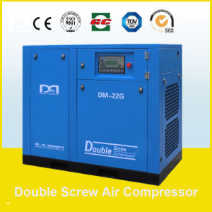 110kw 14.8~21.5m3/Min Ce&ISO9001&SGS&TUV Certifications Stationary Direct Driven Screw Air Compressor Made in China pictures & photos