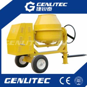 260L Small Concrete Mixer with Diesel Engine 170 pictures & photos