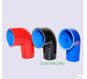 90 Degree 76mm Blue Silicone Hose Turbo Supercharger pictures & photos