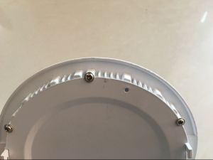 Round Type Embedded 3W LED Panel Light with Ce Certificate pictures & photos