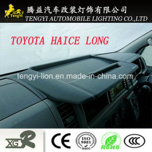 Anti Glare Car Auto Navigation Gift Sunshade for Toyota Haice Long pictures & photos