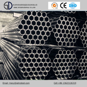 Fence Pre-Galvanized Round Steel Pipe pictures & photos