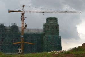 Capacity 6 Tons Qtz80 (TC6012) China Building Machinery Tower Crane pictures & photos