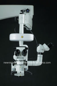 Ce & FDA Approved Ophthalmic Surgical Microscope with LED Illumination pictures & photos