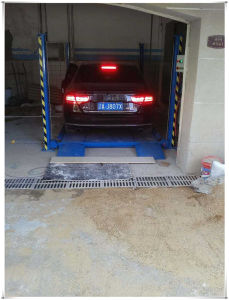 Carport Use 2 Pallets Car Parking Equipment pictures & photos