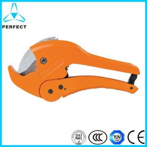 Precision High Quality Automatic PVC Pipe Cutter pictures & photos