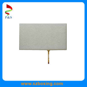 """8"""" 4-Wires Resistive Touch Panel Film+Glass pictures & photos"""