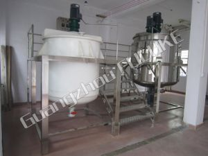 100L, 200L, 500L PVC Mixing Tank Specifications pictures & photos