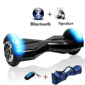 Electric Scooter with Pedals 4.4ah Lithium Battery Hoverboard China Hoverboard pictures & photos
