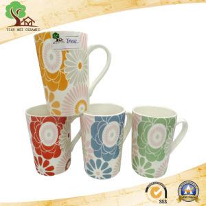Straight 13 Oz Ceramic Mug with New Design pictures & photos
