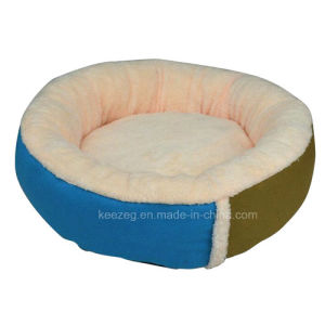 Canvas Circular Pet Soft /Sofa Cat Bed/House (KA0087) pictures & photos