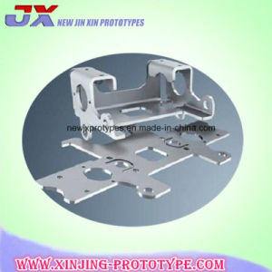 Good Quality Custom Metal Stamping Parts with Zinc Plating pictures & photos