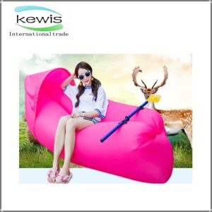 High Quality Traveling Lounger Lazy Bag with Umbrella pictures & photos