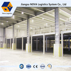 Heavy Duty Warehouse Metal Industrial Mezzanine pictures & photos
