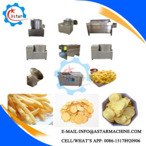 Wave Potato Crisps Making Machine for Sale pictures & photos