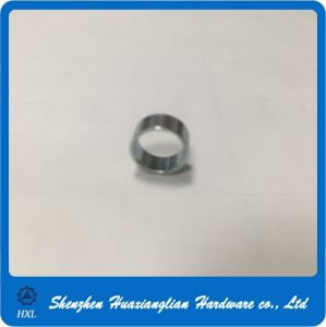 China Manufacturer Custom Zinc Plated Aluminum Round Ring Flat Washer pictures & photos