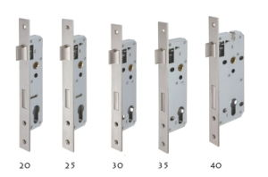 High Quality Door Lock Mortise Lock Body (8530A-1) pictures & photos