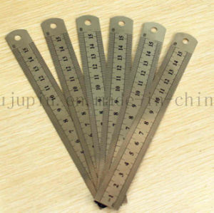 OEM High Quality Office School Stainless Steel Straight Ruler pictures & photos