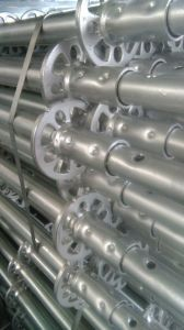 Hot DIP Galvanized Scaffolding Allround System pictures & photos