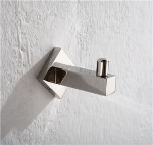 Newest Design Stainless Steel Bathroom Accessories Robe Hook pictures & photos