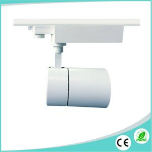 25W CREE LED COB Track Spotlight for LED Shop Lighting pictures & photos