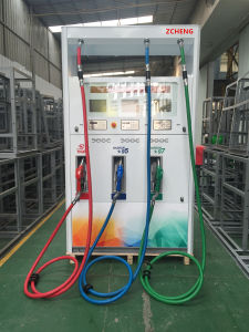 Zcheng Fuel Dispenser Fuel Pump 6 Nozzle Gas Pump Petrol Dispenser New Star Series pictures & photos