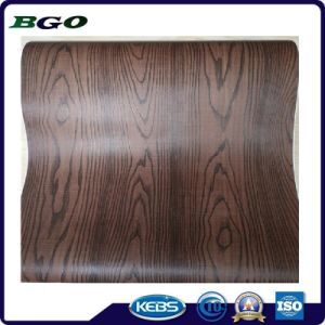 Wood Grain Furniture Foil Decorative Foil pictures & photos