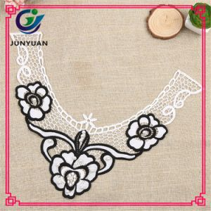 Hot Selling African Guipure Lace Fabric Collar Lace pictures & photos