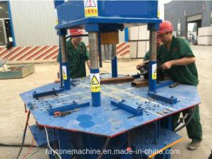 Dy-150t Paver Block Machine Concrete Hollow Brick Forming Machine pictures & photos