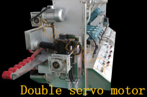 Glass Straight Line Double Edging Machine pictures & photos
