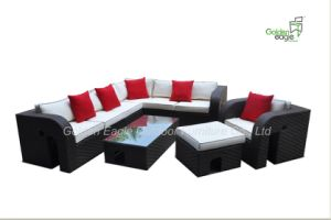 Ge Own Design PE Rattan Outdoor Sofa Set