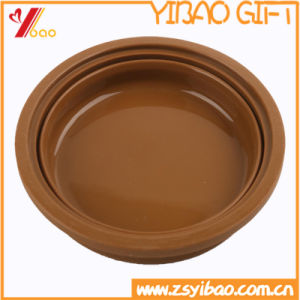Abrasion Resistance High Quality Silicone Dog Bowl Customed (YB-HR-144) pictures & photos