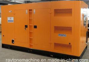 50kw Silent Type Diesel Generator pictures & photos