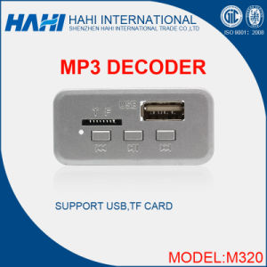 Mini USB MP3 Player Board for Portable Speaker (M320) pictures & photos