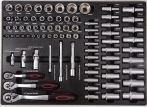 6 Drawer Best Selling Heavy Duty Trolley Tool Set (FY249A1) pictures & photos