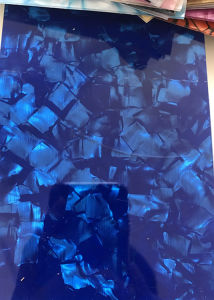Acrylic Sheet with New Color pictures & photos