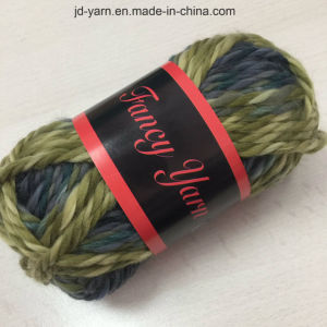 Long Space Printing Acrylic Yarn (JD9778) pictures & photos